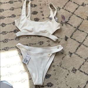 Forever 21 high cut bikini